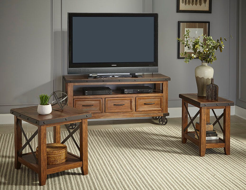 Taos Occasionaltable Tv Console Intercon Furniture
