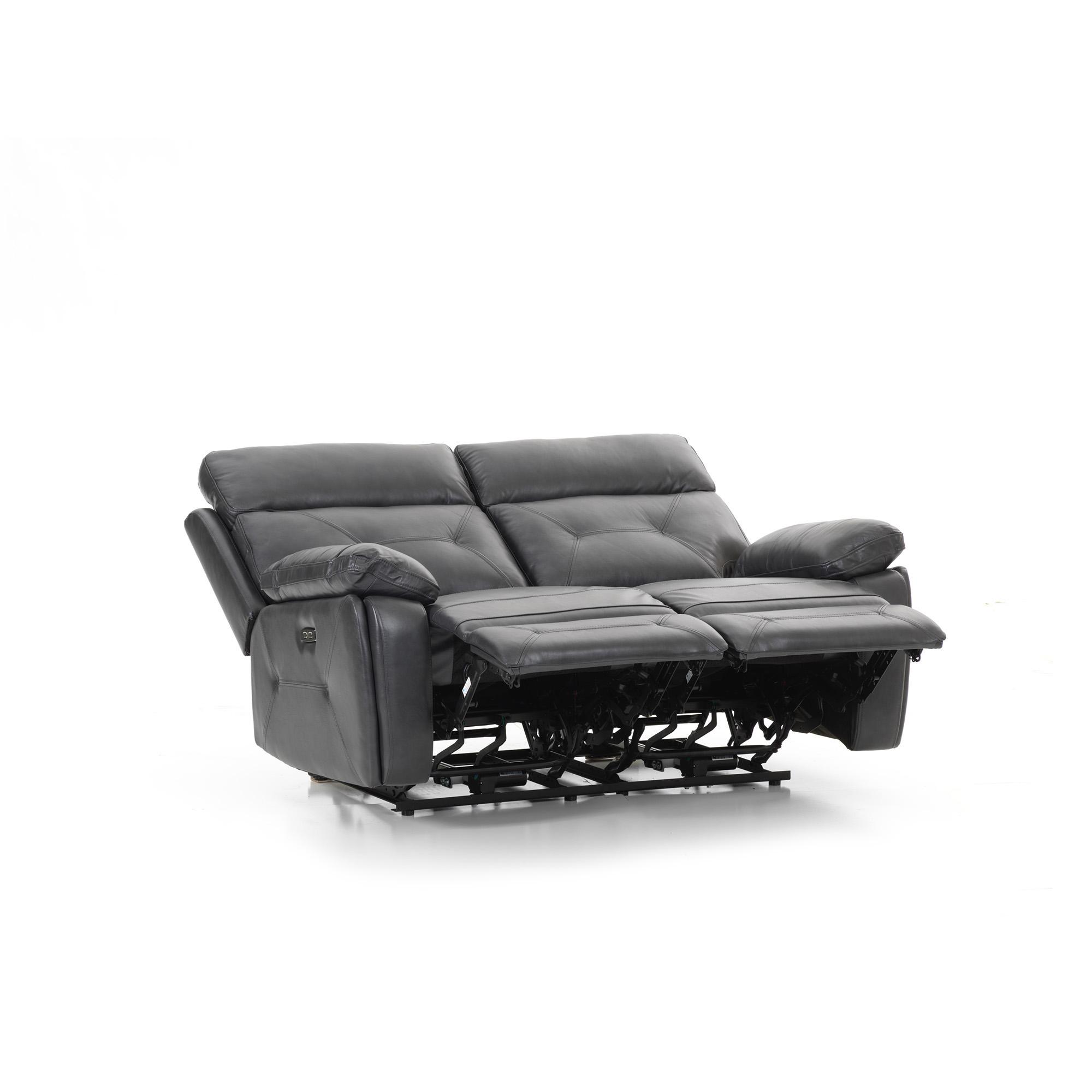 Capris Power Reclining Loveseat Intercon Furniture